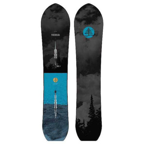 Burton Ft Panhandler Board || 2018 - First Tracks Boardstore