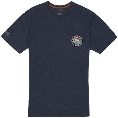 Burton Fox Peak Active T-Shirt - First Tracks Boardstore