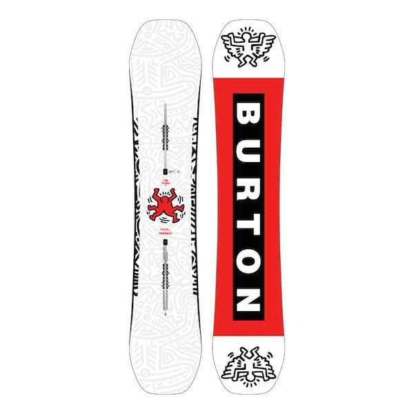Burton Free Thinker Snowboard 2020 - First Tracks Boardstore