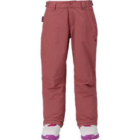 Burton Girls Sweetart Pant Georgia Peach 2019 - First Tracks Boardstore