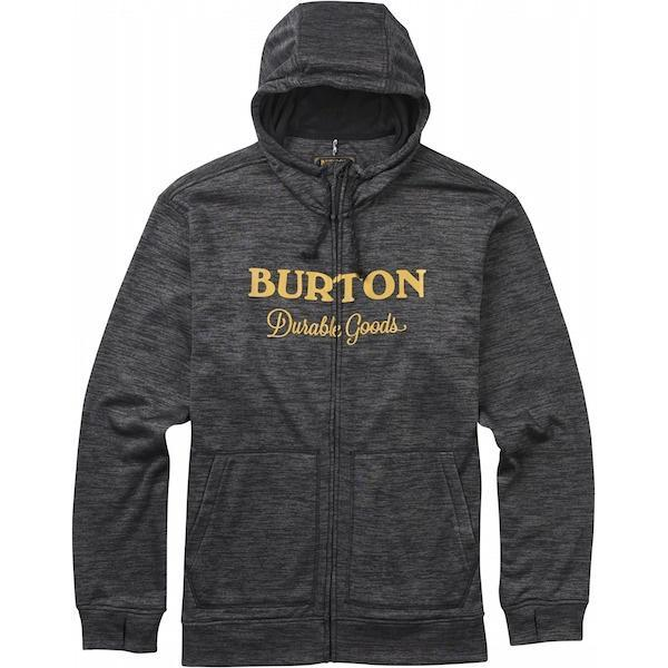Burton Oak Full Zip Hoodie - First Tracks Boardstore