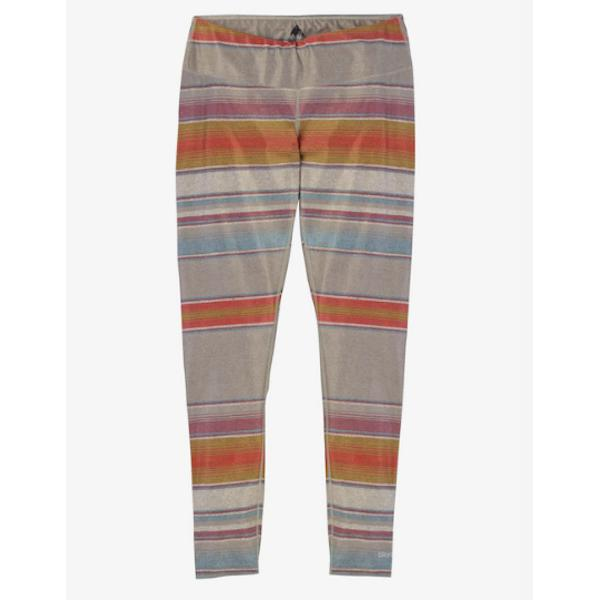 Burton Wms Light Weight Pant Hawk Tusk Stripe-Thermal-Burton-S-Hawk Tusk Stripe-