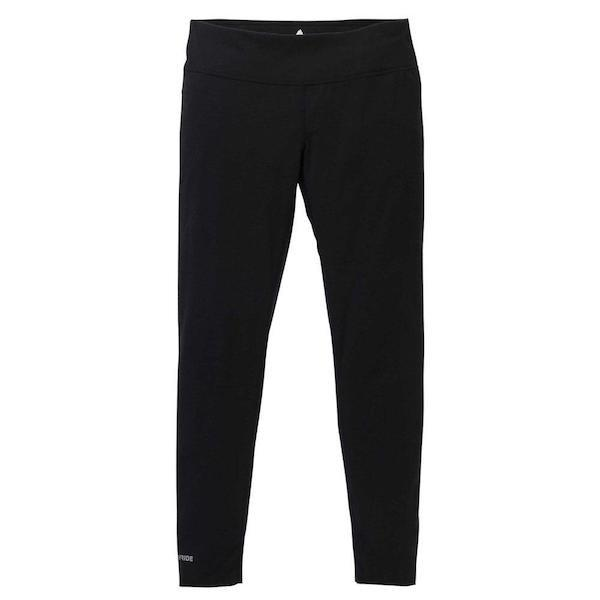 Burton Wms Mid Weight Pant True Black-Thermal-Burton-XS-Black-