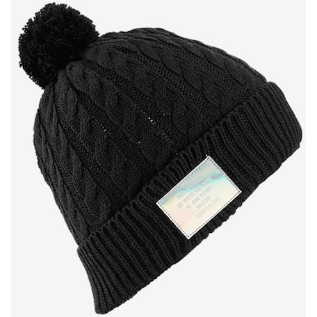 Burton Women's Mini Cable Beanie- True Black - First Tracks Boardstore