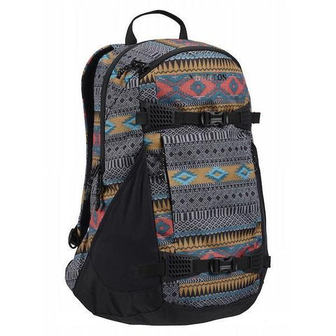 Burton Wms Riders Pack 25L, Tahoe Freya Weave-Backpacks-Burton-