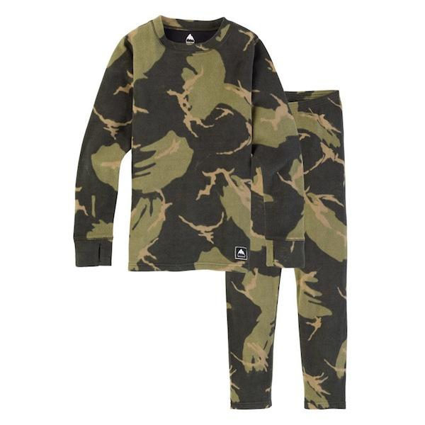 Burton Youth Fleece Set Mtn Camo-Fleece-Burton-XS-