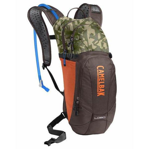 Camelbak Mule 3L Backpack-Hydration-Camelbak-Seal Brown/Camelflafe-