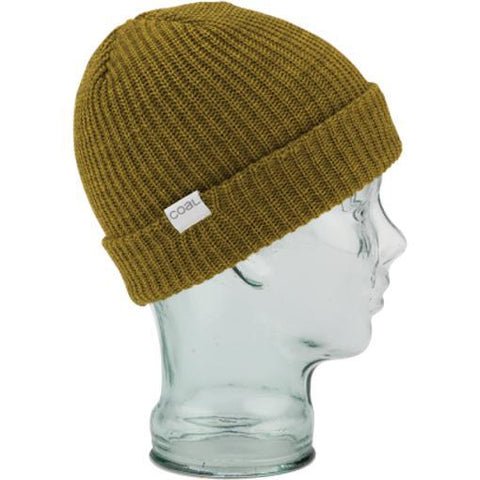 Coal Headware 'The Stanley' Beanie - First Tracks Boardstore