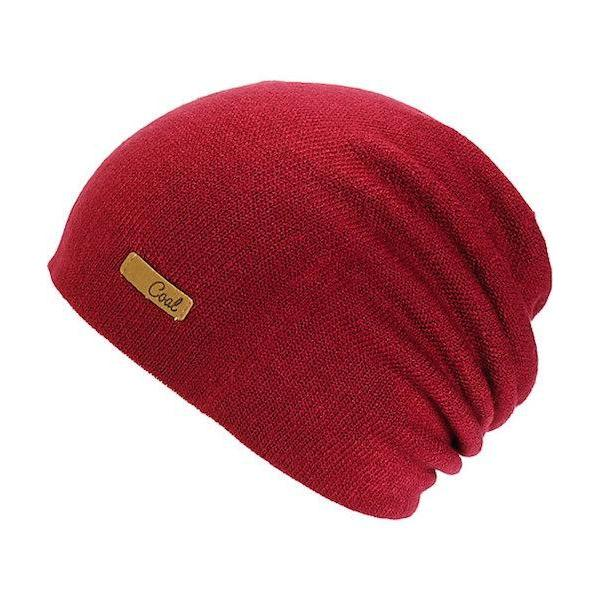 Coal The Julietta Beanie, Red-Beanie-Coal-
