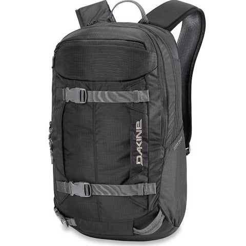 Dakine Mission Pro 25L Black-Backpacks-Dakine-