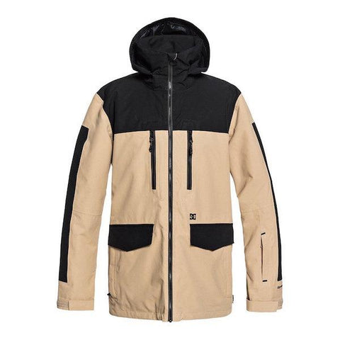 DC Company Jacket Mens CJZ0-Incense 2019 - First Tracks Boardstore