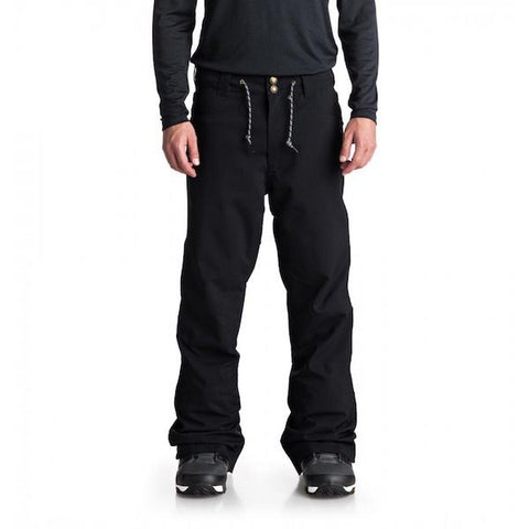 DC Relay Pant, Waxed Black - First Tracks Boardstore