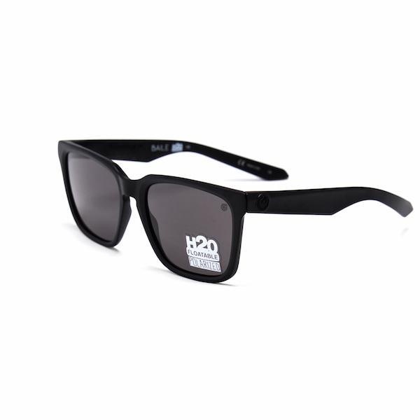 Dragon Baile Sunglass, H20 Matte Black w/ Smoke P2 - First tracks Boardstore