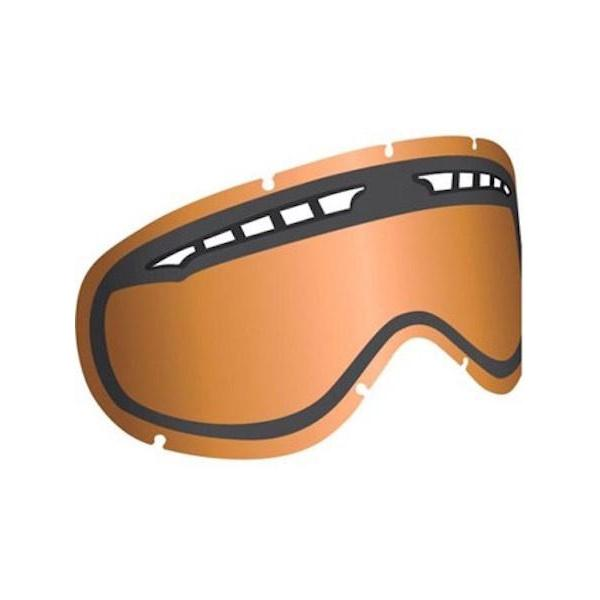 Dragon DX Goggle Lens, Amber - First tracks Boardstore