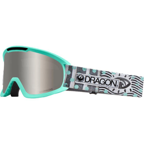 Dragon DX2 Goggle, New Wave w/ LL Silver Ion + LL Dark Smoke - First Tracks Boardstore