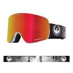 Dragon NFX2 Goggle, The Calm w/ LL Red Ion + LL Amber-Goggle-Dragon-