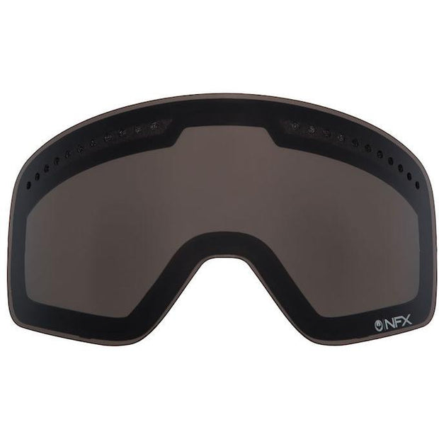 Dragon NFX2 Goggle Lens, Jet - First Tracks Boardstore