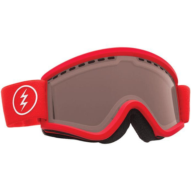 Electric EGV.K Goggle Red Brose Lens - First Tracks Boardstore