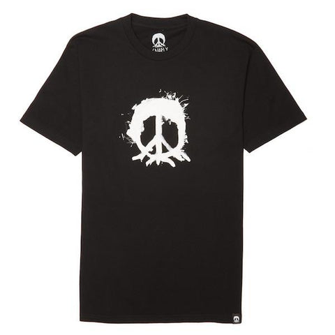 Gnarly Clothing Splatter Tee - First Tracks Boardstore