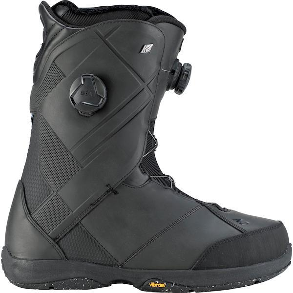 K2 Maysis Men's Snowboard Boot Black 2019 - First Tracks Boardstore