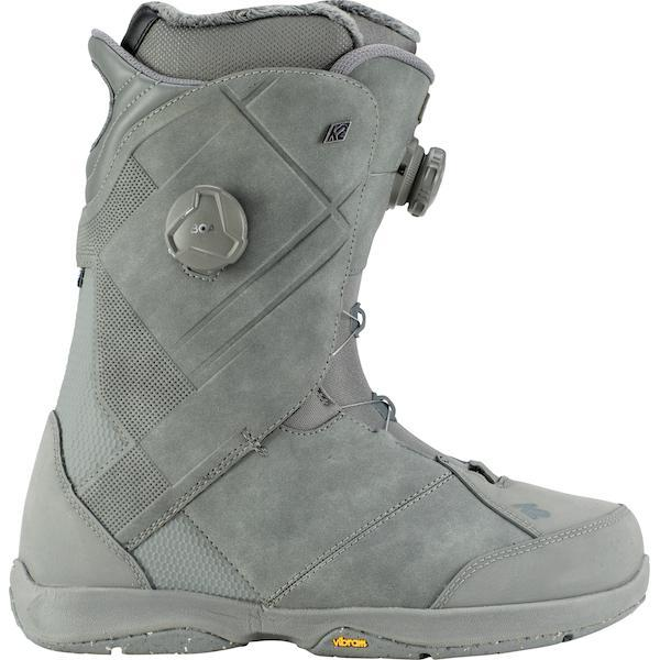 K2 Maysis Men's Snowboard Boot 2019 Grey - First Tracks Boardstore