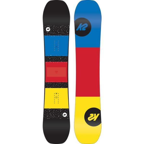 Coloured Snowboards