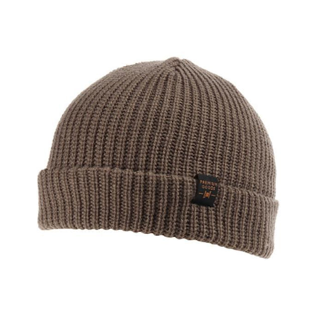 L1 Breach Beanie-Beanie-L1-Walnut-