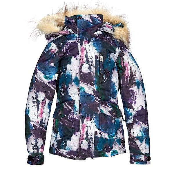 Nikita Girls Aspen Jacket-Jacket-Nikita-Paint-M-