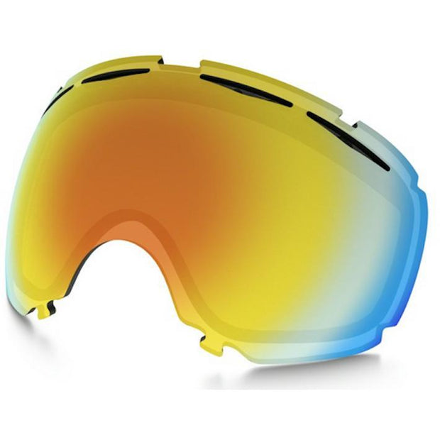Oakley Canopy Lens Fire Iridium - First Tracks Boardstore