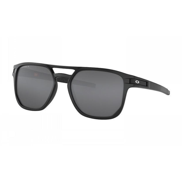 Oakley Latch Beta Matte Black w/ Prizm Black Polarised - First tracks Boardstore