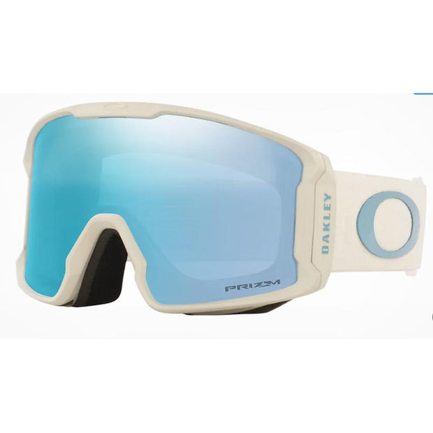 Oakley Line Miner Mark McMorris SIG Ghosted w/Prizm Sapphire-Goggle-Oakley-