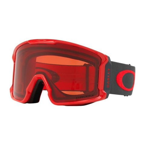 Oakley Line Miner Red Forged w/ Prizm Rose-Goggle-Oakley-