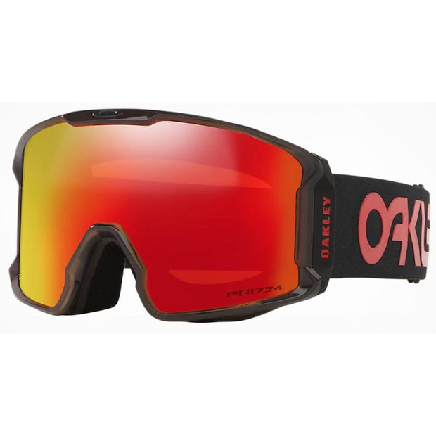 Oakley Line Miner Scotty James SIG Crystal w/Prizm Torch-Goggle-Oakley-