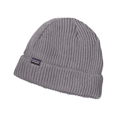 Patagonia Fishermans Beanie || Feather Grey - First Tracks Boardstore