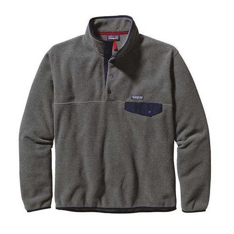 Patagonia Light Weight Synch  Snap-T Pullover - First Tracks Boardstore