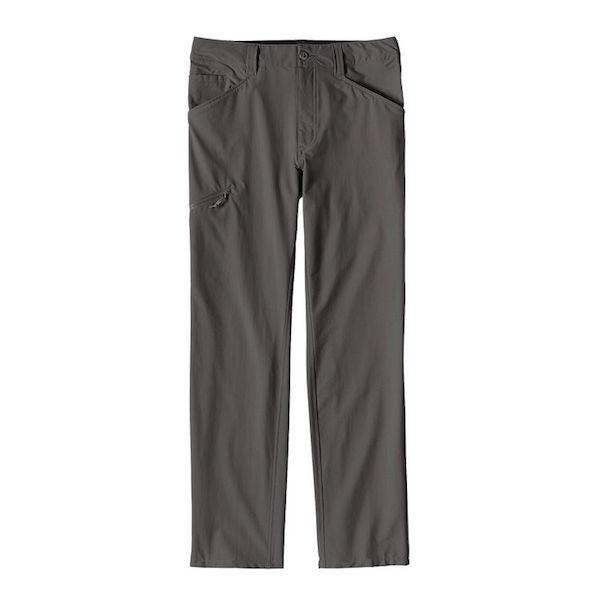 Patagonia Quandary Hiking Pant, Forge Grey - First tracks Boardstore
