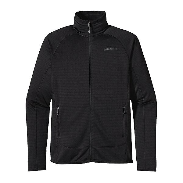Patagonia R1 Full Zip Jacket-Softshell-Patagonia-Black-M-