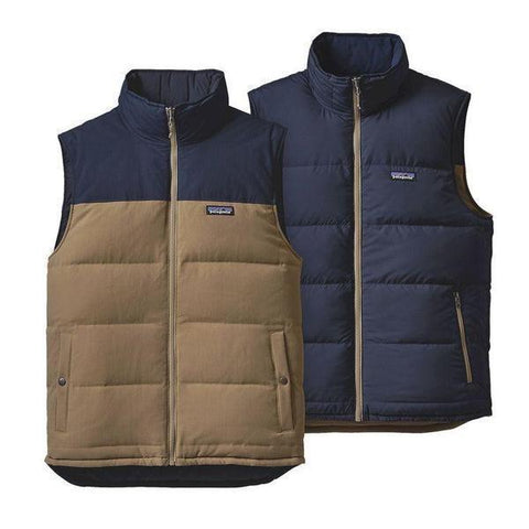 Patagonia Reversible Bivy Down Vest - First Tracks Boardstore
