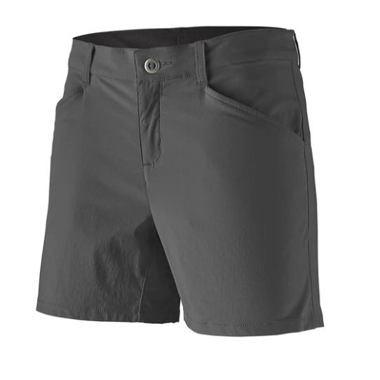 Patagonia Womens Quandary Short 5'-Short-Not specified-Forge Grey-10-