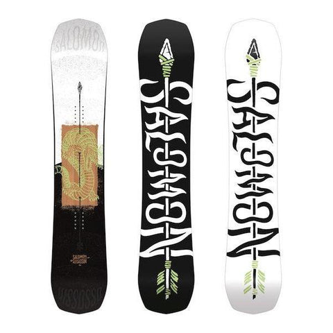 Salomon Assassin Snowboard 2020 - First tracks Boardstore
