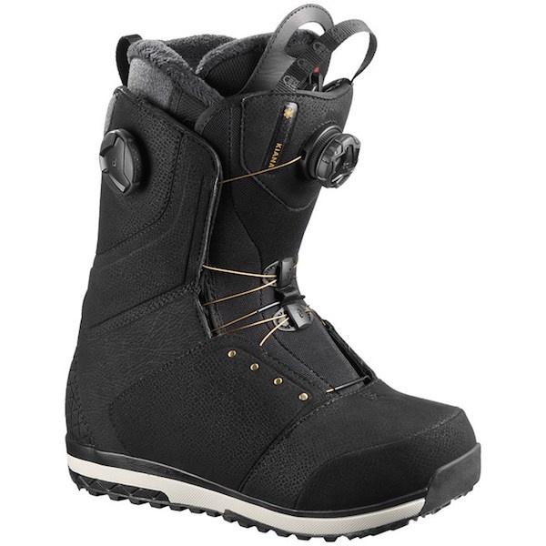 Salomon Wms Kiana Focus Boa Boot 2019 - First Tracks Boardstore