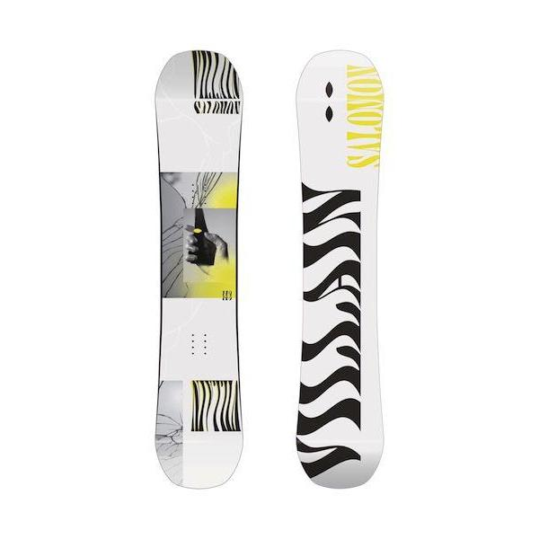 Salomon The Villain Snowboard 2020 - First tracks Boardstore