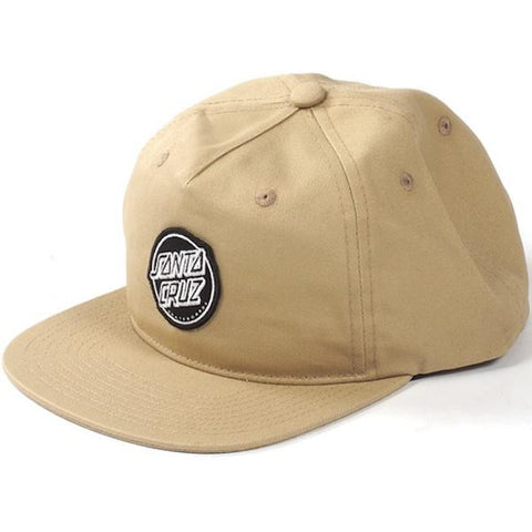 Santa Cruz Aptos Snap Back Cap Sand-Cap-Santa Cruz-