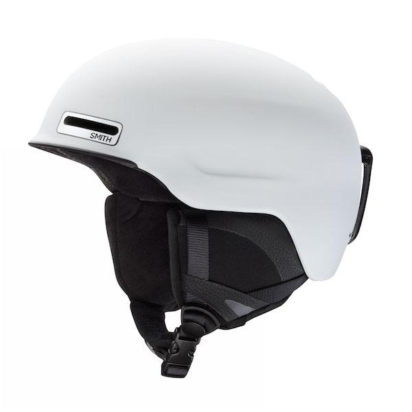 Smith Maze Helmet - Matte White-Helmet-Smith-Matte White-M-