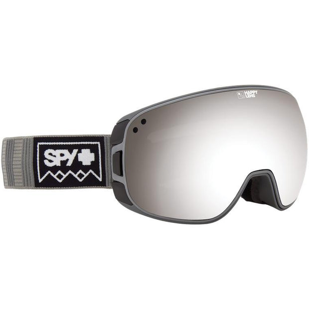 2018 SPY Bravo Goggle Deep Wint Grey - First Tracks Boardstore