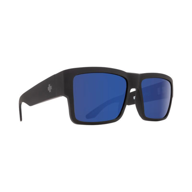 SPY Cyrus Sunglass, Soft Matte Black - First tracks Boardstore