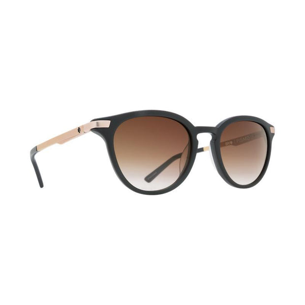 SPY Pismo Sunglass, Matte Black Rose Gold - First tracks Boardstore