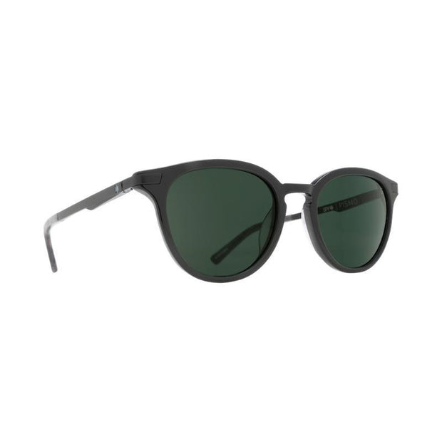 SPY Pismo Sunglass, Matte Black - First tracks Boardstore