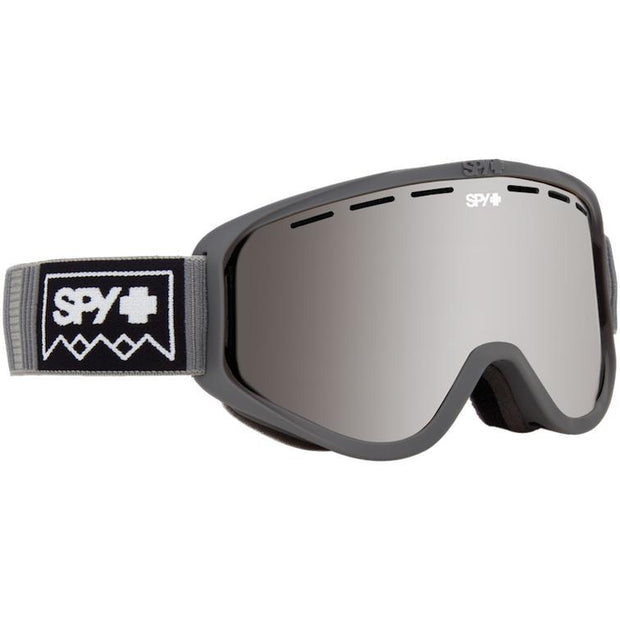 SPY Woot Goggle Winter Grey - First Tracks Boardstore