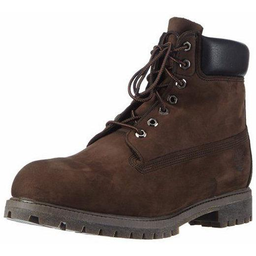 Timberland 6inch Premium Boot - Dark Brown - First Tracks Boardstore